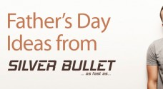 Make Father's Day Memorable with the Silver Bullet Metro Rechargeable Hair Trimmer from i-glamour!