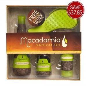 Macadamia Natural Oil Ultimate Hair Repair Gift Set