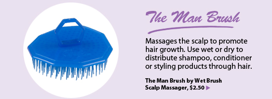 The Man Brush by Wet Brus