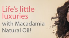 What New Macadamia Natural Oil Hair Products are Available from i-Glamour?