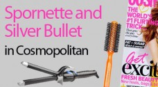 Spornette and Silver Bullet in Cosmopolitan September 2013