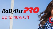 Huge BaByliss PRO Sale: Up to 40% Off