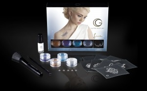 G The Body Art Professional Luxe Kit