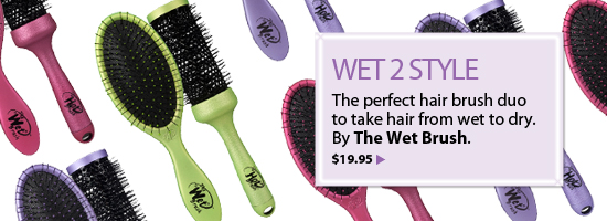 Wet 2 Style Pack by The Wet Brush