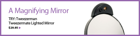 Buy Tweezerman Tweezermate Lighted Mirror at i-glamour