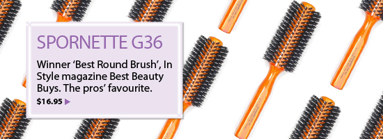 Spornette G36 Radial Brush