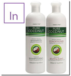Inecto Pure Coconut Oil Range