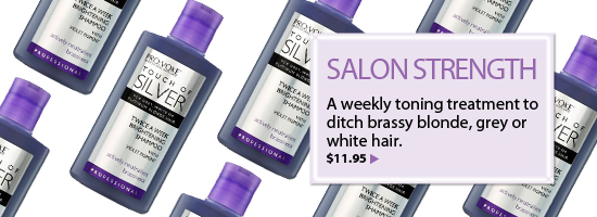 PRO:VOKE Touch Of Silver Twice A Week Brightening Shampoo