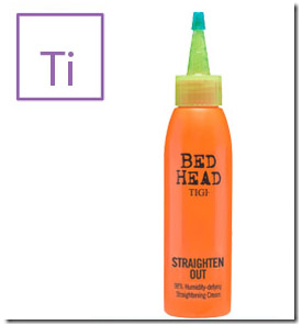 TIGI Bed Head Straighten Out Cream
