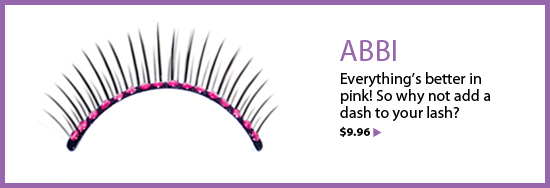 Buy  Lash Me Abbi Eyelashes at i-glamour
