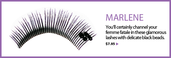 Buy Lash Me Marlene Eyelashes at i-glamour
