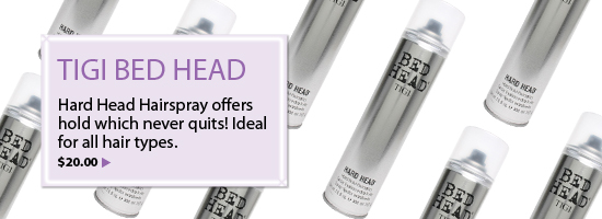 TIGI Bed Head Hard Head Hairspray