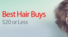 Hair Buys We Live For: All $20 or Less from i-Glamour