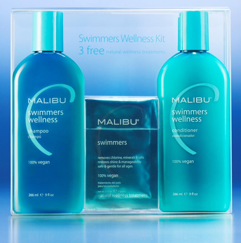 Malibu C Swimmers Hair Treatment Kit
