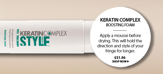 Keratin Complex Vita Hair Volume Boosting Foam from i-glamour.com