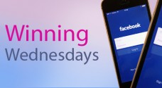Join i-glamour on Facebook for Winning Wednesdays