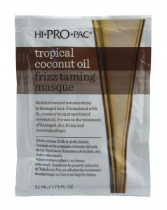 Hi Pro Pac Tropical Coconut Oil Frizz Taming Masque
