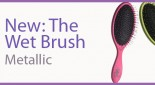 New at iGlamour: The Wet Brush Now in Metallic Colours