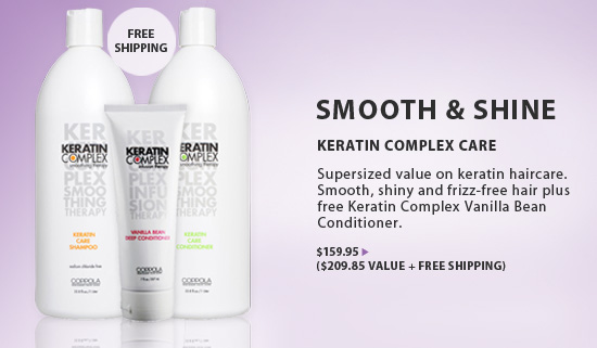 Keratin Complex Care from i-Glamour