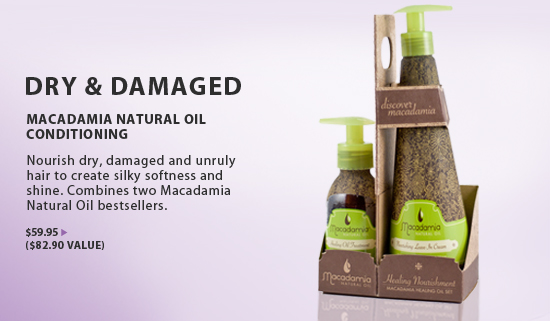 Macadamia Natural Oil Conditioning Hair Care
