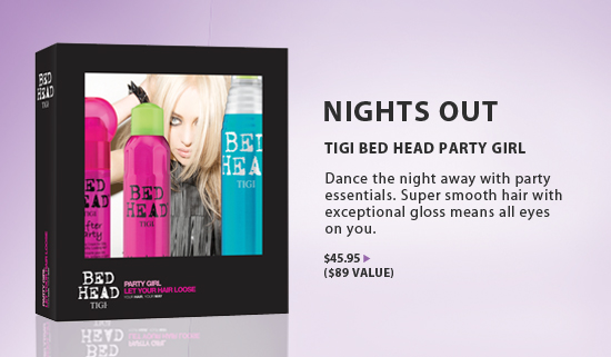 Tigi Bed Head Party Girl Pack from i-Glamour