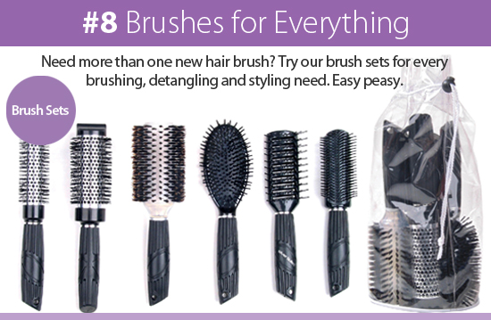 Hair Brush Sets