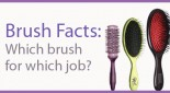 I-Glamour's Hair Brush Fact Sheet