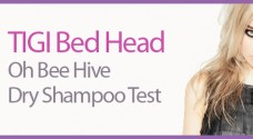 We Tried It: TIGI Bed Head Oh Bee Hive Matte Dry Shampoo