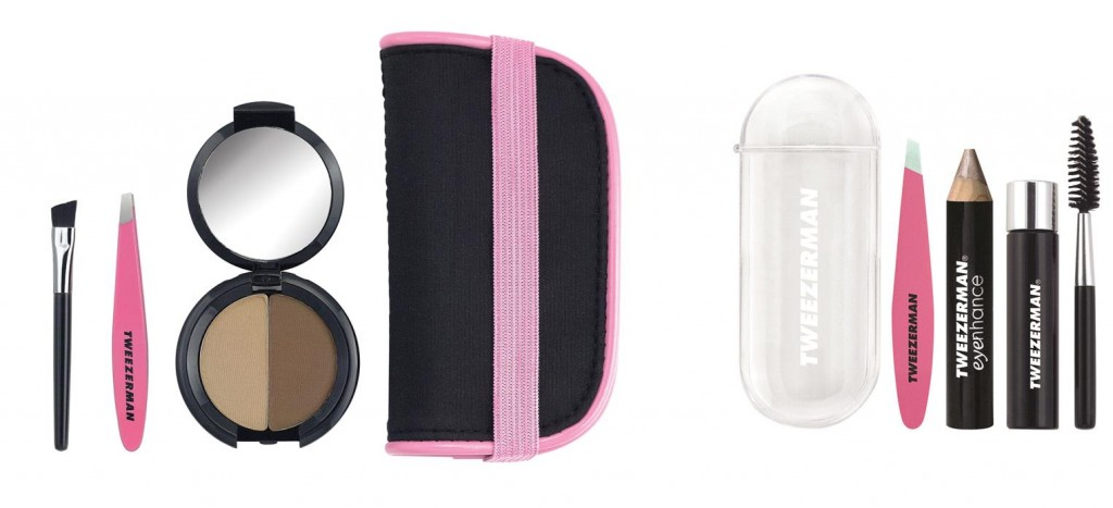 Tweezerman Mini Brow and Mini Brow Rescue Kits from i-glamour