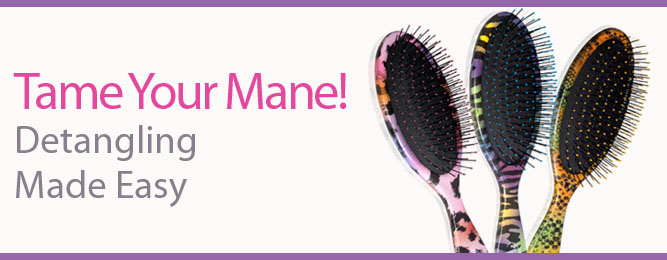 Go Wild with the New The Wet Brush Animalz Hair Brushes from iGlamour