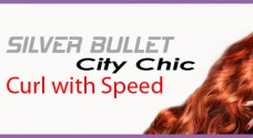 new Silver Bullet City Chic Curling Irons