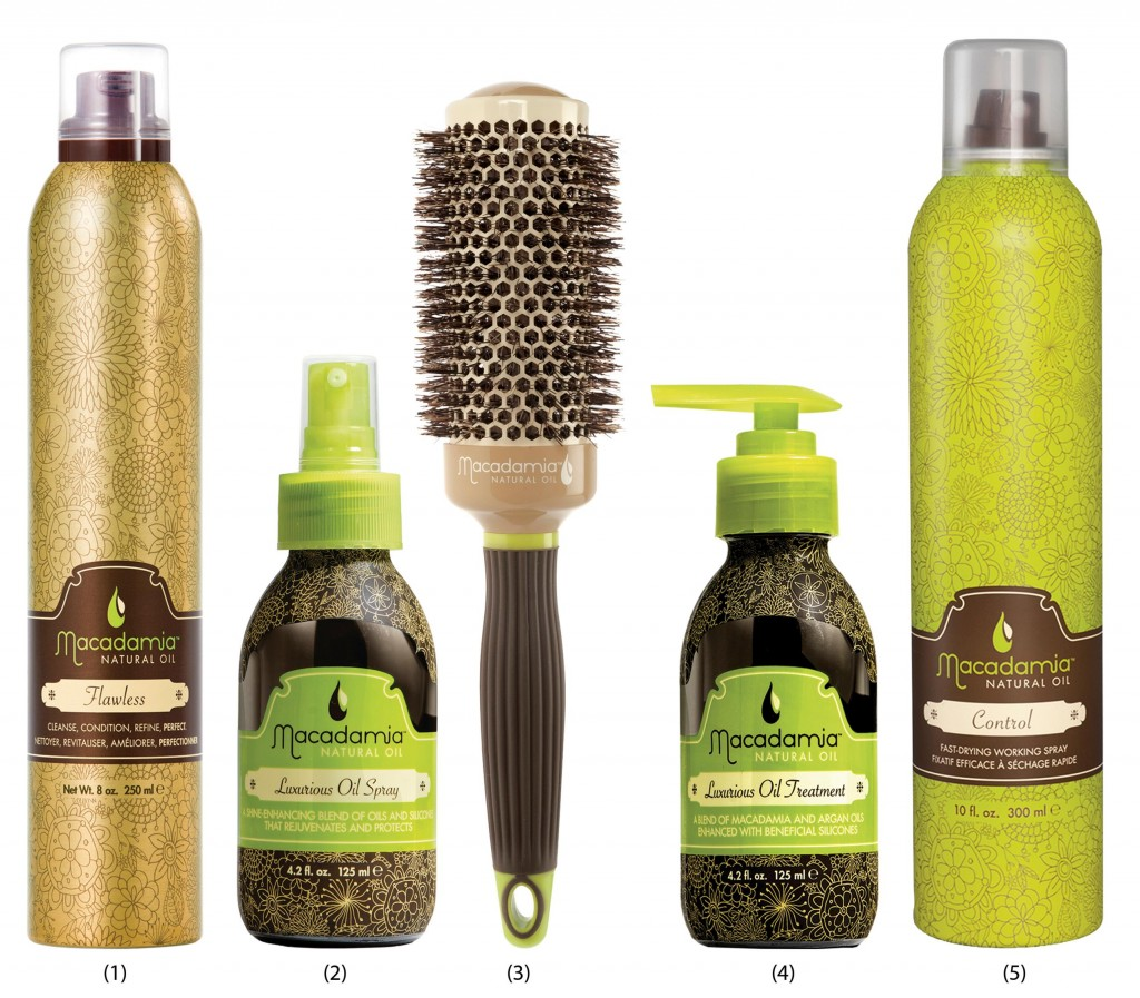 Macadamia Natural Oil from i-glamour.com