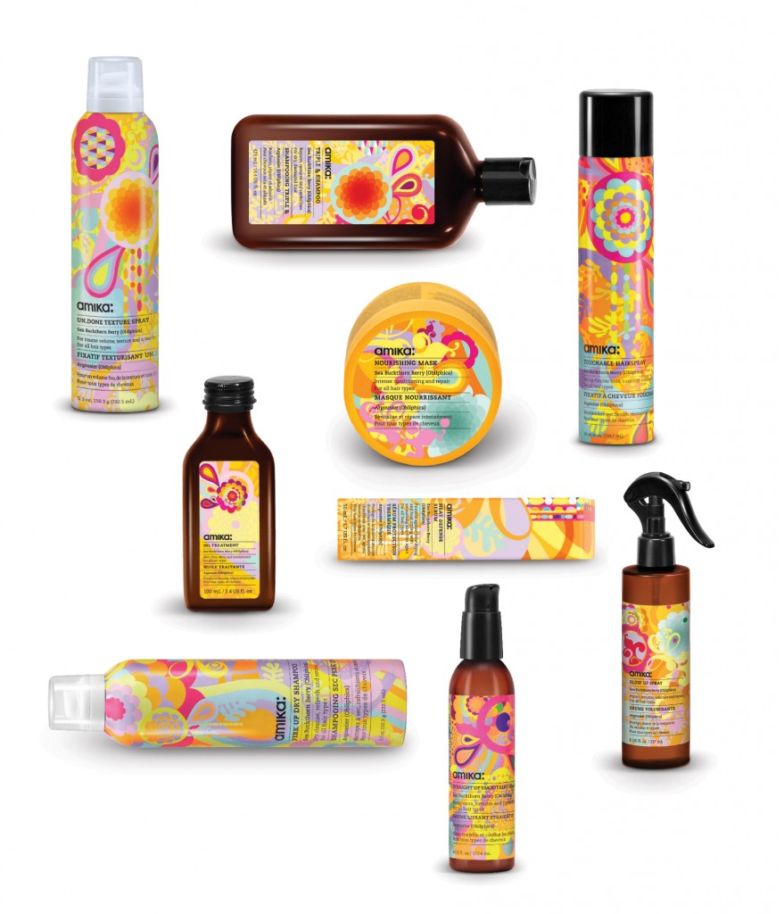 amika hair care in Australia