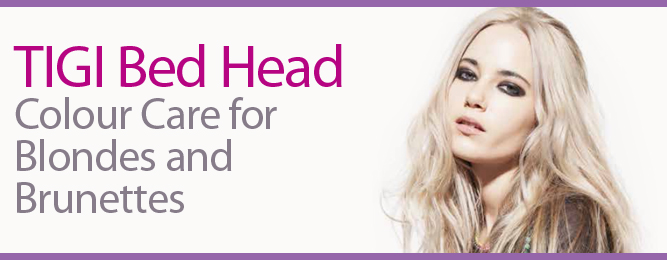 TIGI Bed Head Colour Hair Care at i-glamour.com