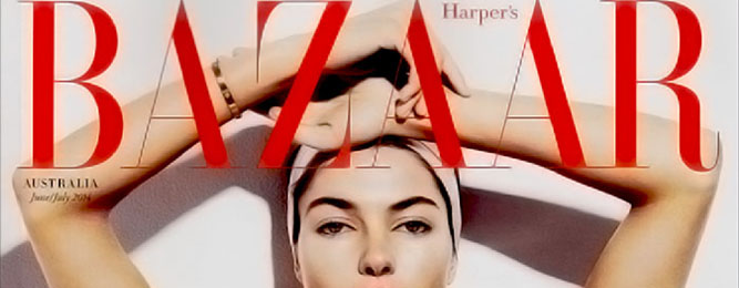 Which Silver Bullet is loved by Harpers Bazaar?