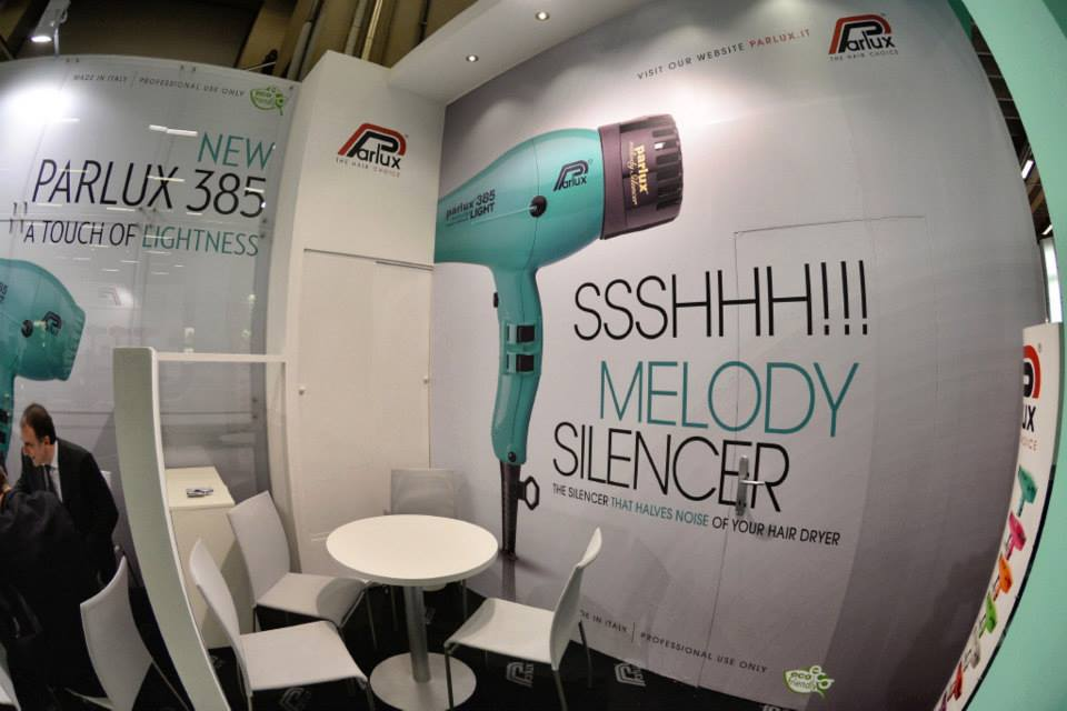 Shhhh!!! Parlux Melody Sliencer