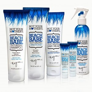 Not Your Mothers Beach Babe Sea Salt Hair Care
