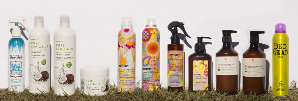 Summer Inspired Hair Care from i-glamour