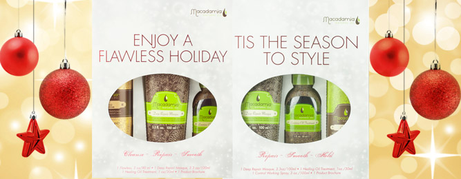 Enjoy a flawless Christmas with Macadamia