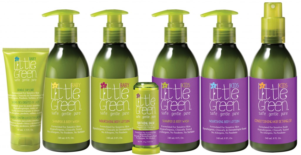 Buy Little Green Hair Products i-Glamour