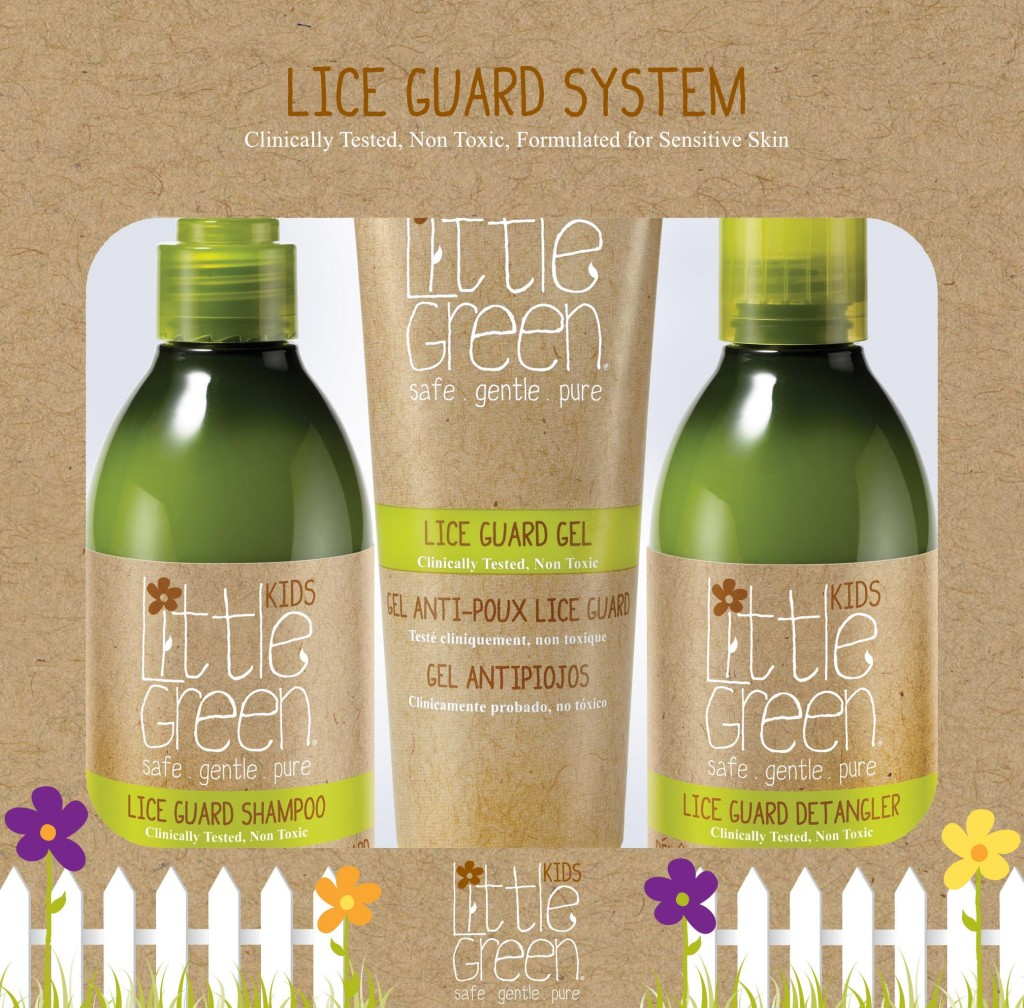 Little Green Lice Guard from i-glamour
