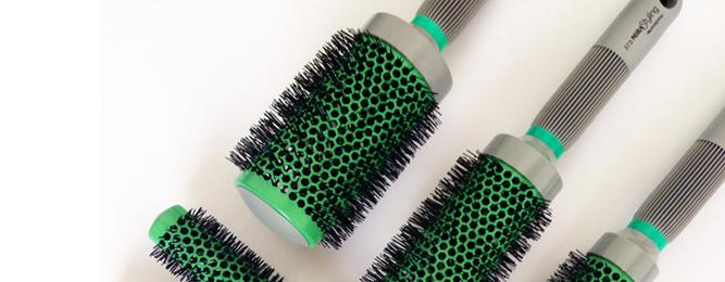 Welcome Mira Ceramic Hot Tube Hair Brushes