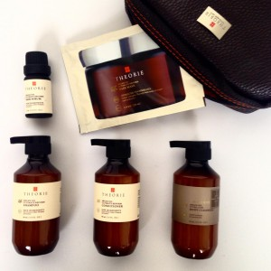 Theorie Argan Oil Travel Pack