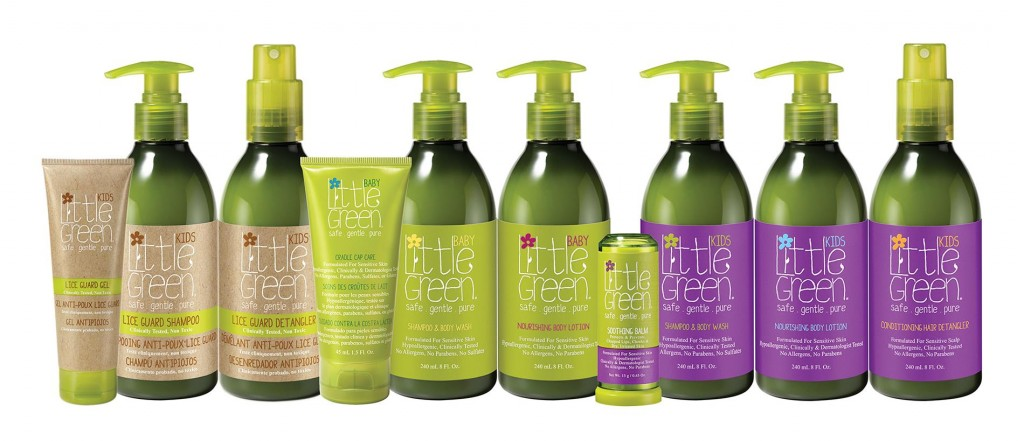 Little Green Hair Care from i-glamour
