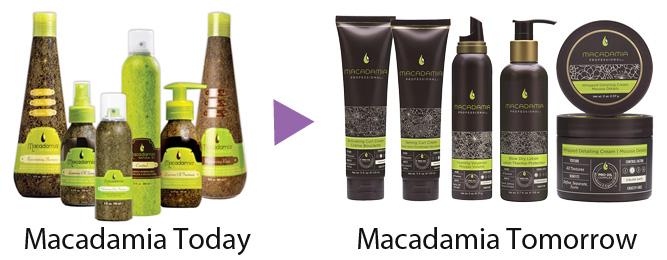 Macadamia Hair New Look