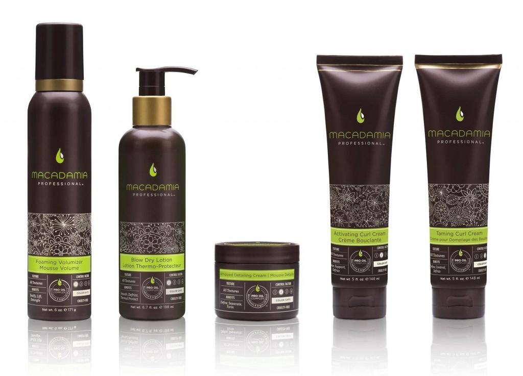 Macadamia Natural Oils New Look