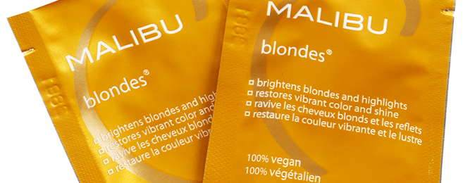 We Test Malibu C Blondes Hair Treatment