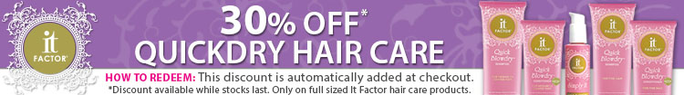 It Factor Hair Care On Sale at i-glamour