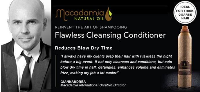 Giannandrea Loves Macadamia Flawless