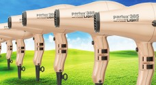New Light Gold Parlux 385 Hair Dryer in Australia. What? Where?